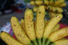 Lady Finger banana Royalty Free Stock Photos
