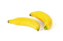 Lady FInger Banana. Royalty Free Stock Photo