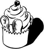 Lady Finger Dessert Stock Image