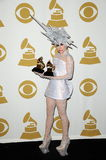 Lady GaGa Royalty Free Stock Photos