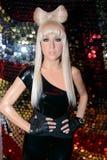 Lady Gaga Imágenes de archivo libres de regalías