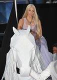 Lady Gaga Foto de archivo