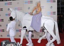 Lady Gaga Fotografía de archivo libre de regalías