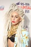 Lady Gaga Image stock