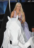 Lady GaGa Stock Photo