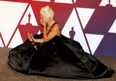 Lady Gaga stock images