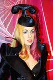 Lady Gaga. London, - United Kingdom, 08, July 2014. Madame Tussauds in London.  Waxwork statue of Lady Gaga. Created by Madam Tussauds in 1884, Madam Tussauds is Stock Photo