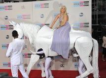 Lady Gaga Stock Photo