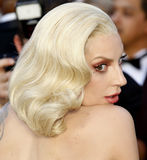 Lady Gaga Royalty Free Stock Image