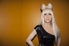 Lady Gaga Stock Photography