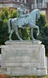 Lady Godiva statua Obraz Royalty Free