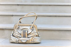 Lady handbag Royalty Free Stock Photo