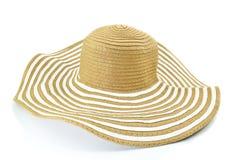 Lady  hat Royalty Free Stock Image