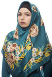 Lady in Hijab Looking Confident Stock Photos