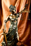 Lady of justice Stock Photo