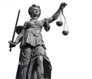 Free Lady Justice Royalty Free Stock Photos - 19682308