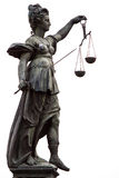 Lady Justice Royalty Free Stock Image