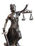 Lady of Justice Stock Image
