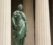 Lady Justice Isn't Blind Royalty Free Stock Photo
