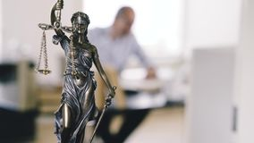 Free Lady Justice Statue Stock Images - 138782104