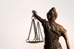 Lady Justice - Temida - Themis Stock Photo