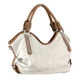 Lady leather handbag Royalty Free Stock Image