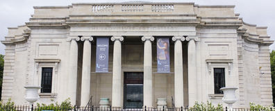 A Lady Lever Art Gallery Shot, Port Sunlight Stock Images