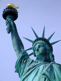 Lady Liberty Stock Photo