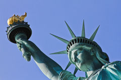 Lady Liberty Royalty Free Stock Image