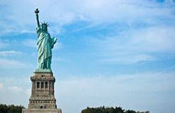 Lady Liberty Royalty Free Stock Photography