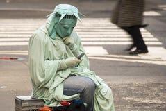 Lady Liberty Royalty Free Stock Photography