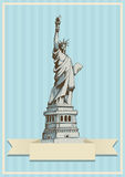 Lady Liberty Stock Photography