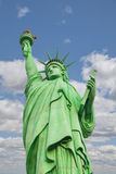Lady Liberty statue Stock Image