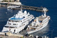 Lady Moura at Montecarlo Royalty Free Stock Image