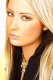 Lady Portrait Royalty Free Stock Photography
