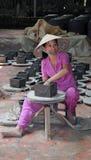 Lady Potter stock photography