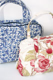 Lady's bags Royalty Free Stock Photo