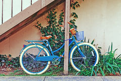 Lady's bicycle  Stock Image