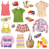 Lady's clothing royalty free stock photo