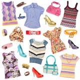 Lady's clothing Stock Image