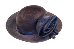 Ladys Hat Royalty Free Stock Images