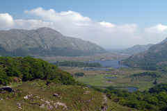 Lady's view Killaryney Ireland Stock Images