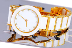 Lady S Watch Stock Image