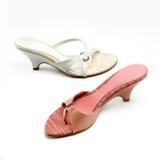 Lady shoe Stock Photo