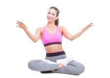 yoga pose legs crossed stock photo image of ancient