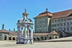 Einsiedeln Abbey, Schweitz Royaltyfria Bilder