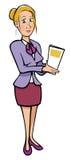 Lady Stewardess Stock Photos