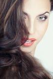 Lady vamp Royalty Free Stock Image
