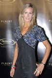 Lady Victoria Hervey on the red carpet. Lady Victoria Hervey at the Hennessy Artistry Concert at Paramount Studios in Hollywood Stock Image