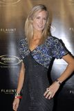 Lady Victoria Hervey on the red carpet. Royalty Free Stock Photography